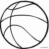 Coloring Basketball Pages Hoop Colouring Ball Preschool Printable Print Template Teams Sports Printables Party Sheets Jersey Google Clipartmag Crafts Getcoloringpages sketch template