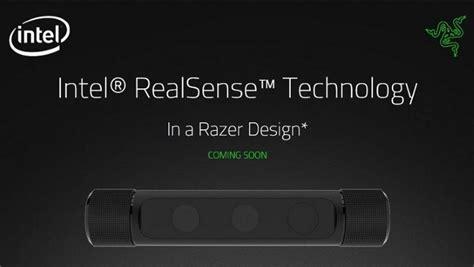 razer realsense  camerascanner  bring intel tech