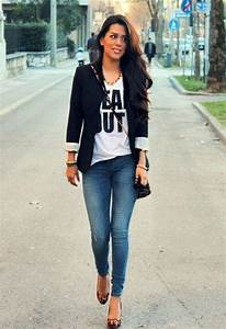 Chic Work Styling Ideas To Wear Just Trendy Girls