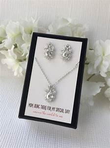 mother of the bride gift personalized bridal party gifts With wedding gift groom to bride