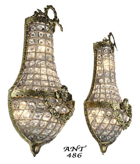 vintage hardware lighting antique french basket style