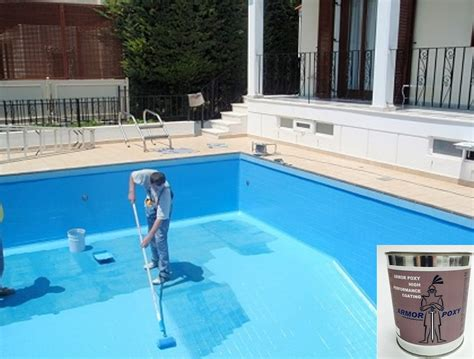 part pool paint gallon armorpoxy coating products