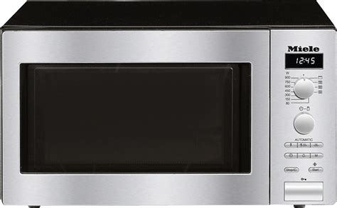 Miele Mikrowelle Dfgarer by Miele M 6012 Sc Freestanding Microwave Oven