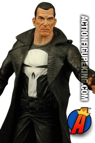 marvel select the punisher figure from diamond select toys