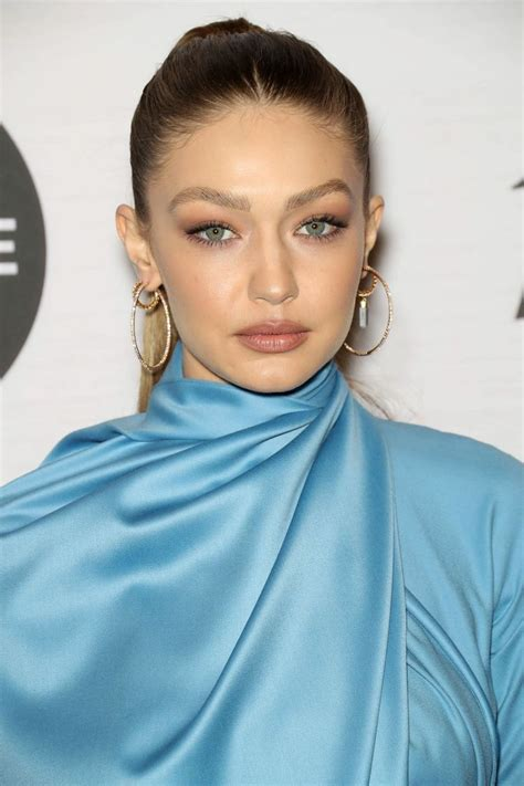 Gigi at Variety's Power of Women launch event in NYC ...