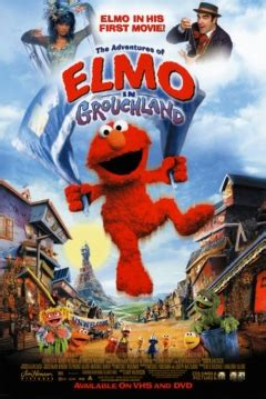 adventures  elmo  grouchland