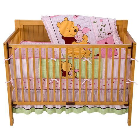 winnie the pooh crib set winnie the pooh 4 pc crib set