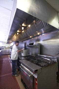 Kitchen Hood Fire Suppression   Fire Extinguisher Services