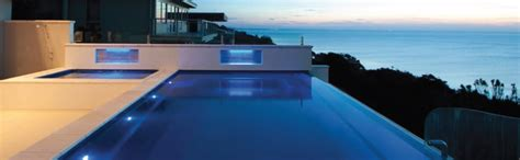 concrete pool designs ideas infinity swimming pool design oveflow pool construction