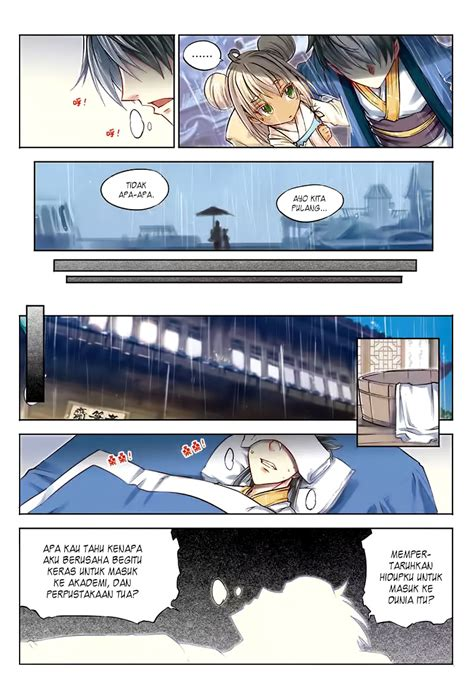 Comments for chapter chapter 29. Baca Jiang Ye Chapter 29 Bahasa Indonesia - Komik Station