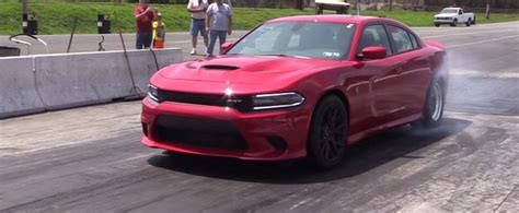 Fastest Charger Hellcat In The World Does 10.6 Quarter
