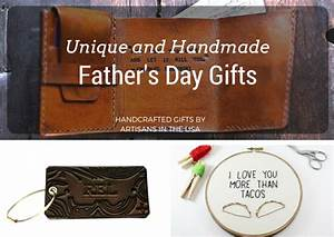 Unique and Handmade Father's Day Gifts | aftcra blog