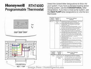 Honeywell Manual Thermostat Wiring Diagram Fantastic