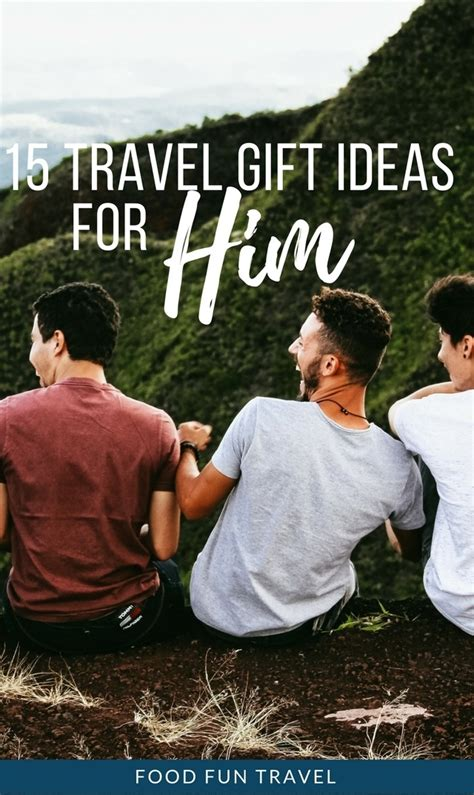 travel gift ideas  men unique travel gifts