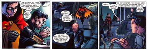 batmans favourite food batman comic vine