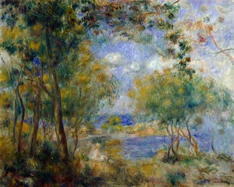 Noirmoutier Pierre Auguste Renoir Jako Tisk Anebo Olejomalba