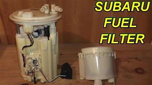 2011 Subaru Outback Fuel Filter