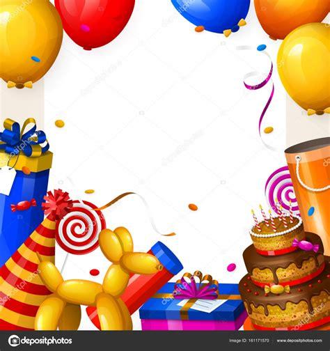 fondos de tortas fondo de de cumplea 241 os con globos torta cajas de