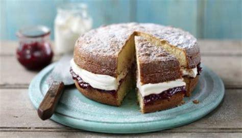 sponge cake recipe bbc food