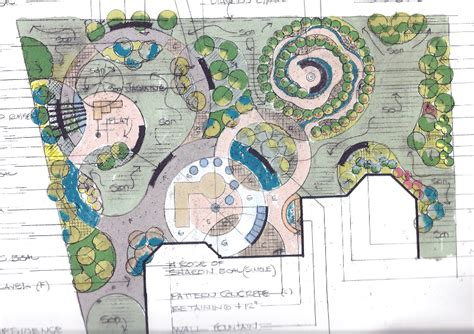 landscap plan landscape designs by our licensed landscape architect