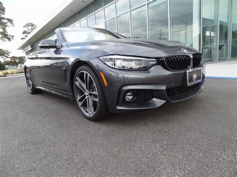 Bmw 4 Series Convertible 2019 by New 2019 Bmw 4 Series 430i 2d Convertible In Virginia