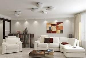 Tableau Salon Moderne : luminaire salon contemporain clim cool ~ Farleysfitness.com Idées de Décoration