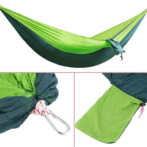 Survival Hammock by Hammock Cing Survival Hammock Parachute Cloth