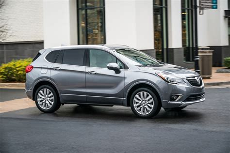 2019 Buick Envision Debuts With New Looks  Gm Authority