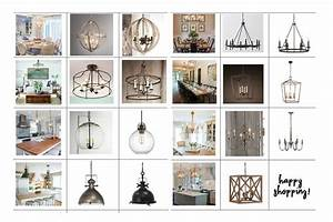 Favorite Light Fixtures for Fixer Upper Style The Harper