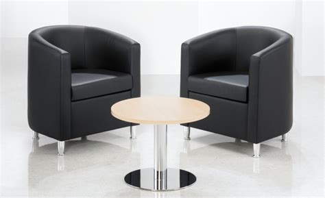Office Reception Chairs by Reception Seating