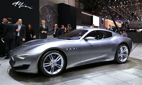 Maserati To Launch Alfieri Sports Car Kill Granturismo