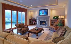 Living Room Home Design Ideas - Image Gallery Epic Home