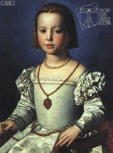 Bia Illegitimate Daughter Of Cosimo I De Medici