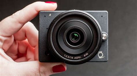 The E1 is the smallest Micro Four Thirds camera ever