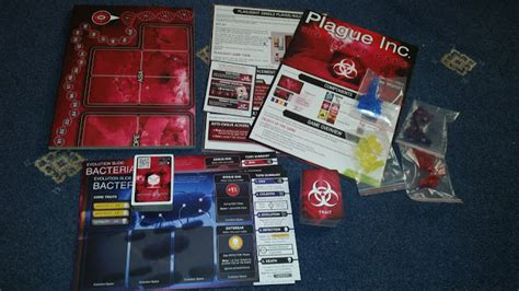 garage gamers plague   board game review