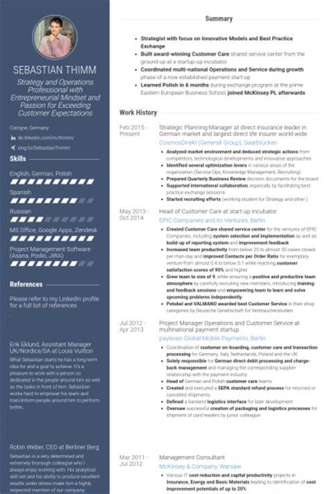 insurance resume sles visualcv resume sles database