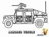 Coloring Army Pages Boys Swat Military Vehicles Vehicle Yescoloring Armored Gusto Truck Sheets Soldiers Tank Tanks Police Team Soldier Popular sketch template