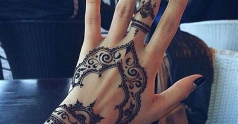 hand tattoos facts  ideas