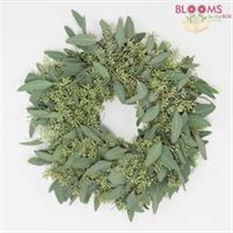 magnolia leaf wreath wholesale specialty greens wreath 20 inch wholesale blooms by