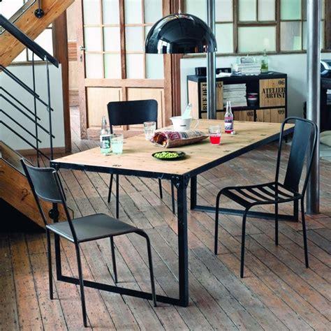 table de salon maison du monde table 224 d 238 ner docks maison du monde for the home salle 224 manger table et
