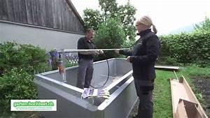 Hochbeet Im Garten : garten hochbeet youtube ~ Lizthompson.info Haus und Dekorationen