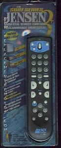 Buy Jensen Sc330 Tv Remote Control