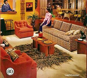 Interior: Home Decor of the 1960s Ultra Swank