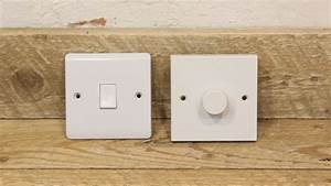 How To Change A Normal Light Switch To A Dimmer Switch