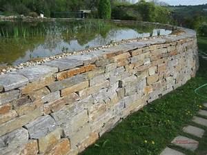 Steine Für Eine Mauer : natursteinmauer trockenmauer gr nwertgr nwert ~ Michelbontemps.com Haus und Dekorationen