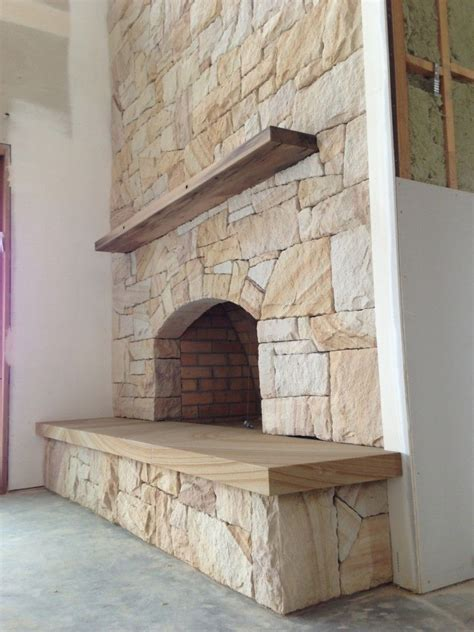 This Is A Beauty! Sandstone Fireplace Img0792  Jhl