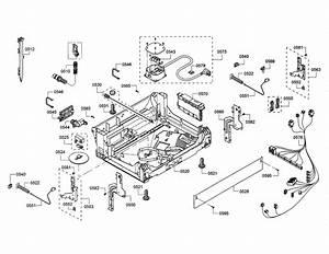 Bosch Shp865wf5n  01 Dishwasher Parts