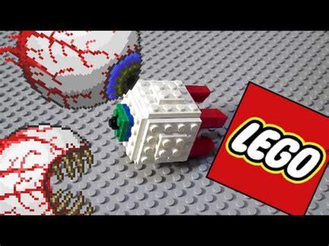 lego   build terraria eye  cthulhu   twins