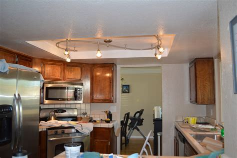 Updated Kitchen Lighting ? The Diary of Mrs. Match
