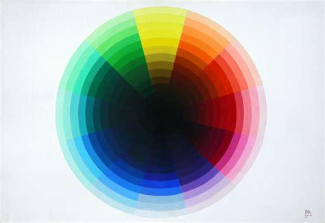 original real color wheel painted 12 24 95